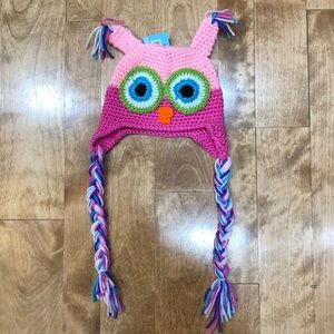 Other - Kids owl hat NWT